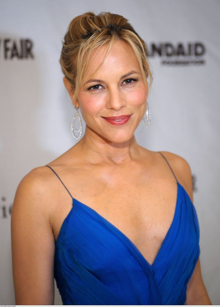 Maria Bello Topless Photos