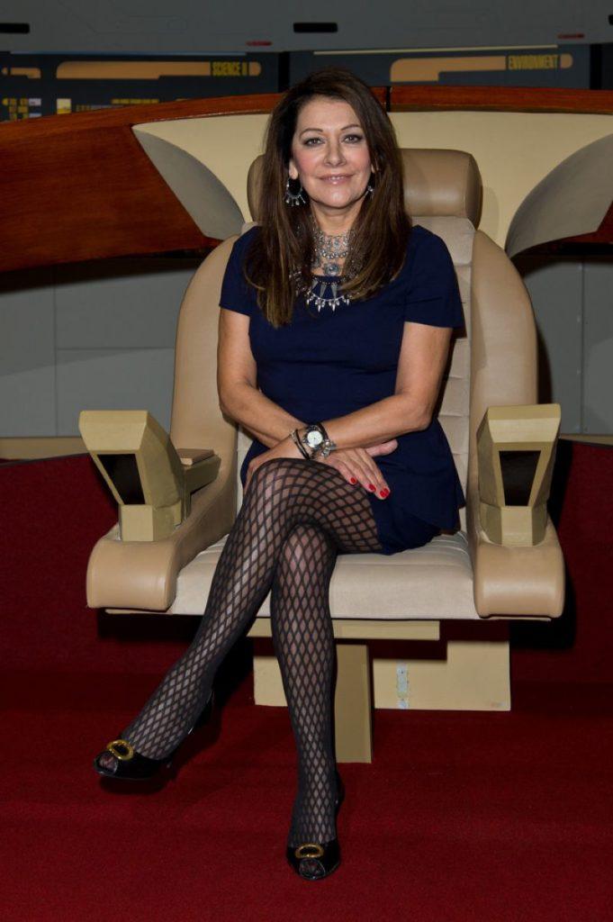 Marina Sirtis Leggings PIcs