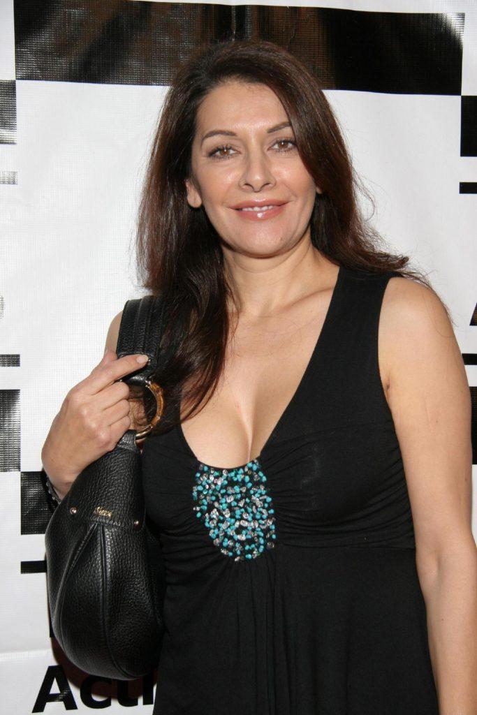 Marina Sirtis Sexy smile Wallpapers