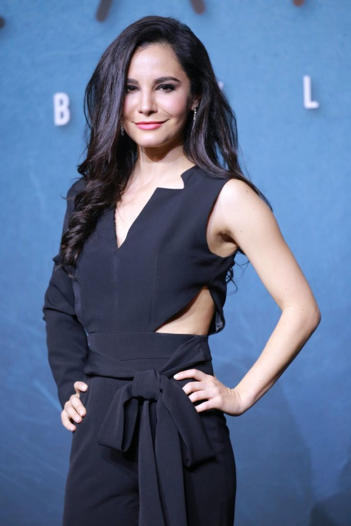 Martha Higareda At Event Pics