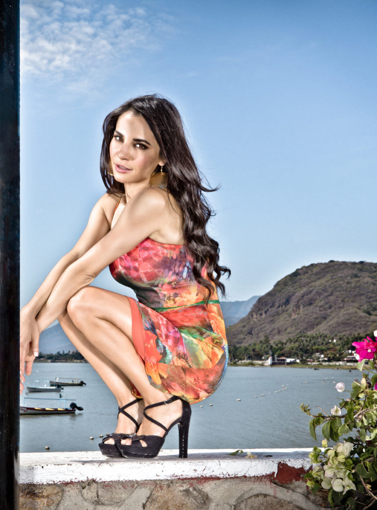 Martha Higareda In Yoga Pants Photos