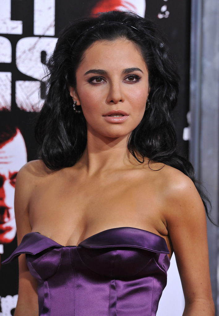 Martha Higareda Topless Photos