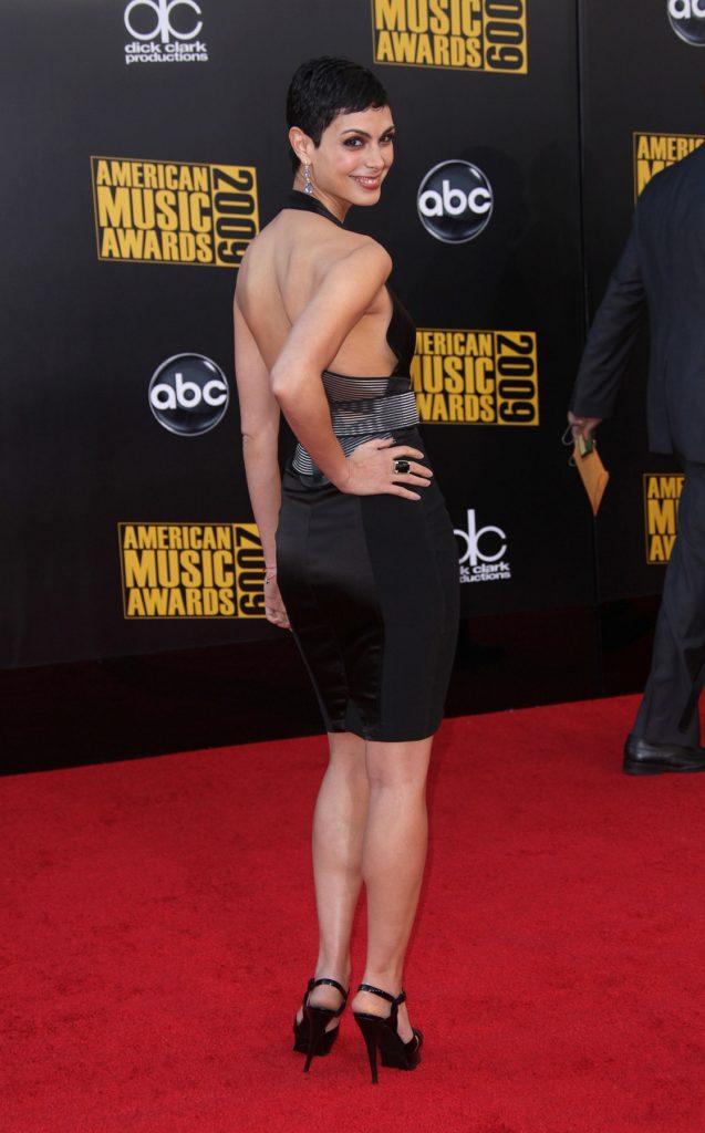 Morena Baccarin Yoga Pants Pics