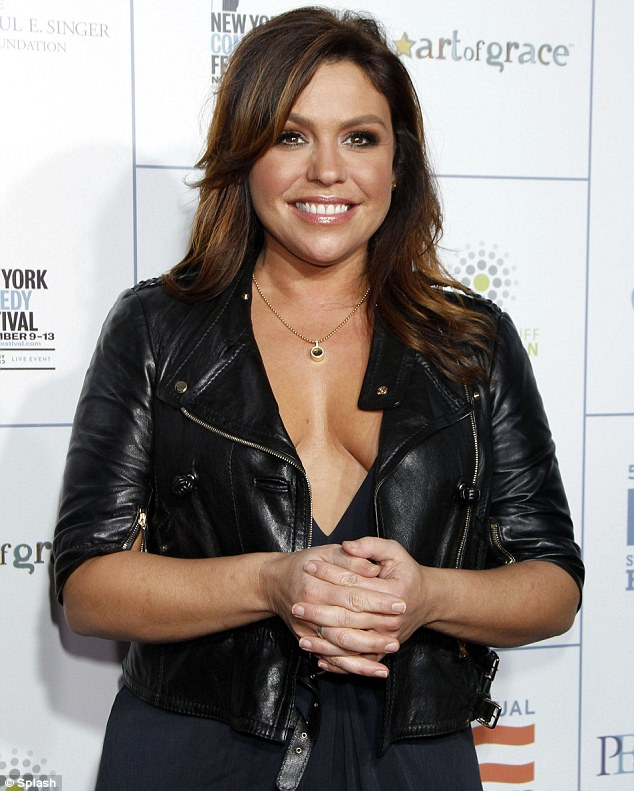 Rachael Ray Braless Pictures