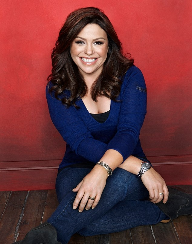 Rachael Ray Photoshoot