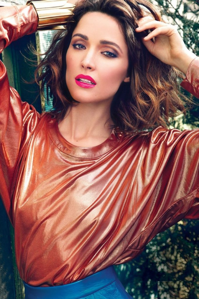 Rose Byrne Makeup Pics