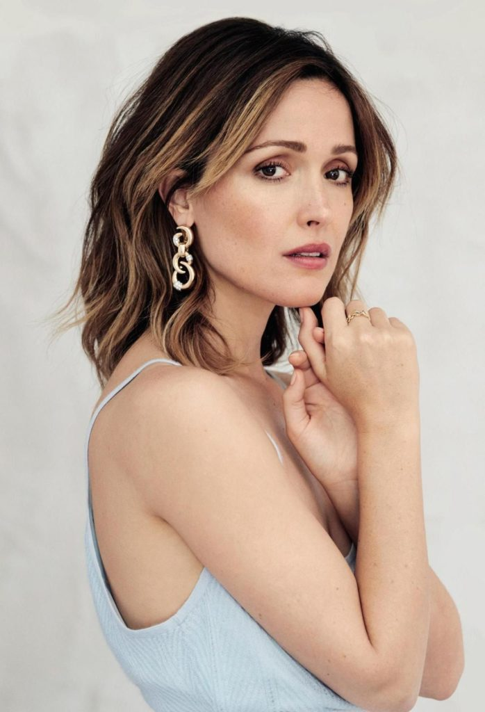 Rose Byrne Muscles Wallpapers