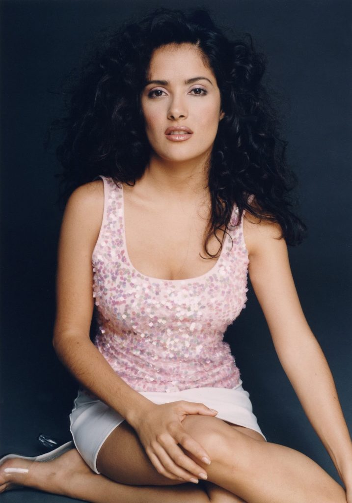 Salma Hayek Thighs Wallpapers