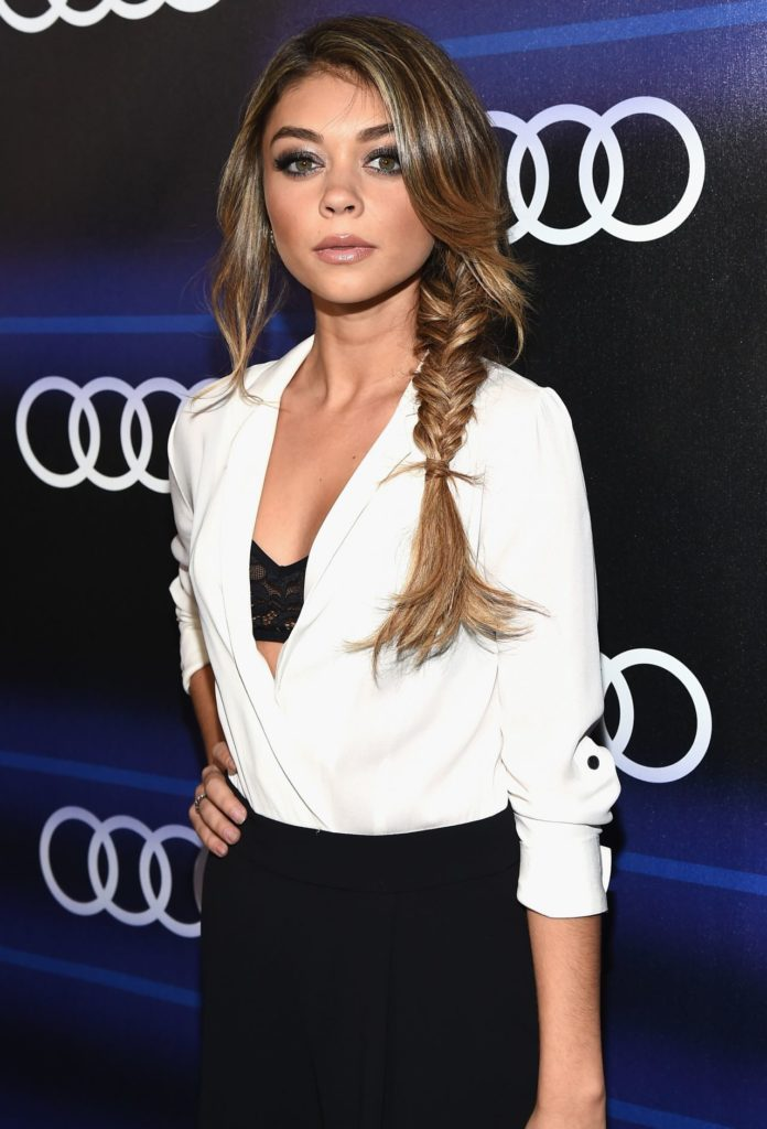 Sarah Hyland Images Gallery