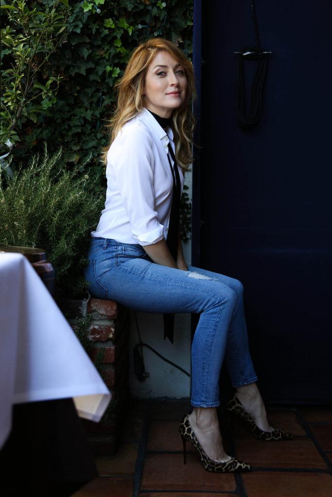 Sasha Alexander Jeans Photos