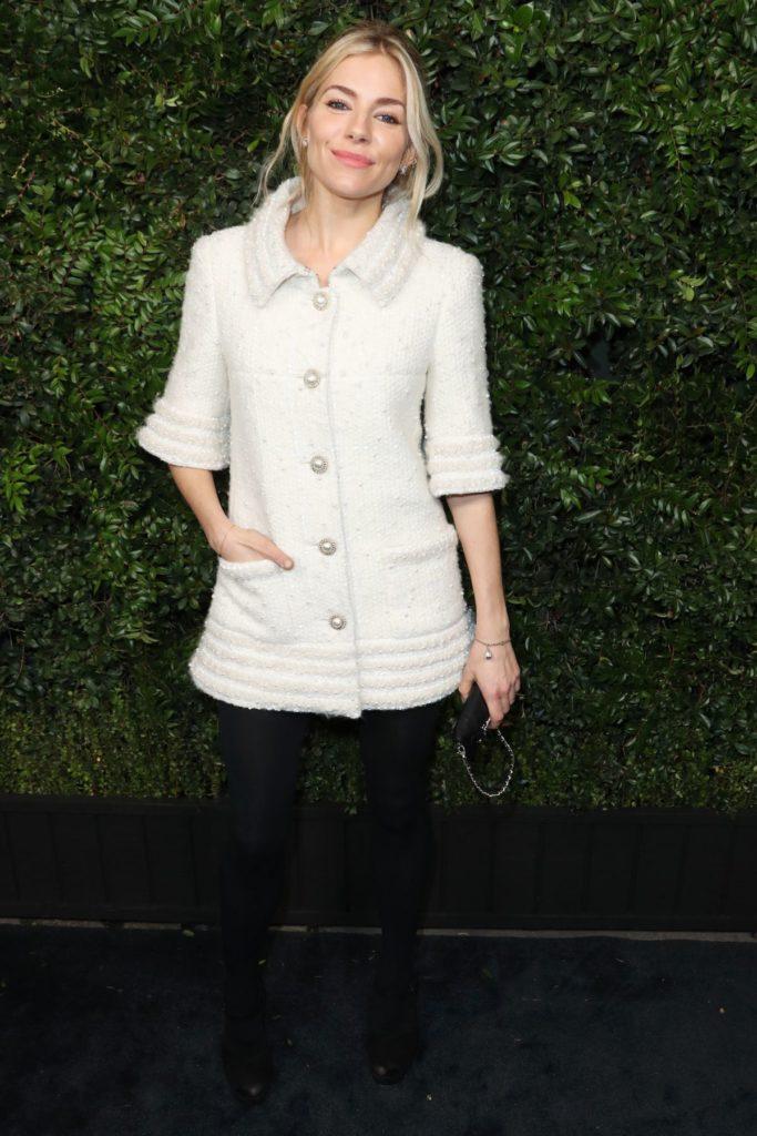 Sienna Miller At Event Photos