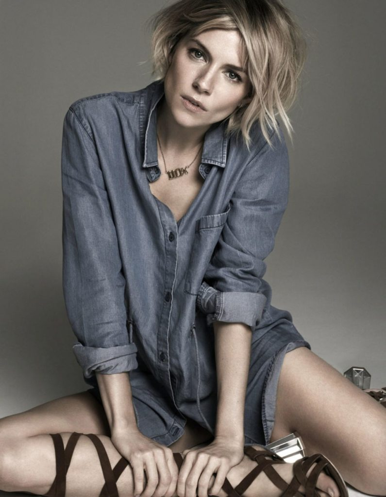 Sienna Miller Bikini Images