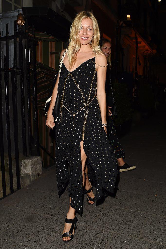 Sienna Miller High Heals Pics