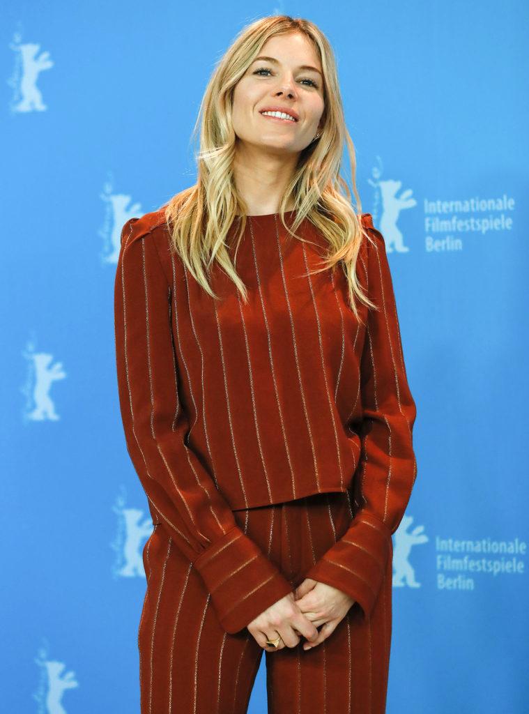 Sienna Miller Lingerie Pics