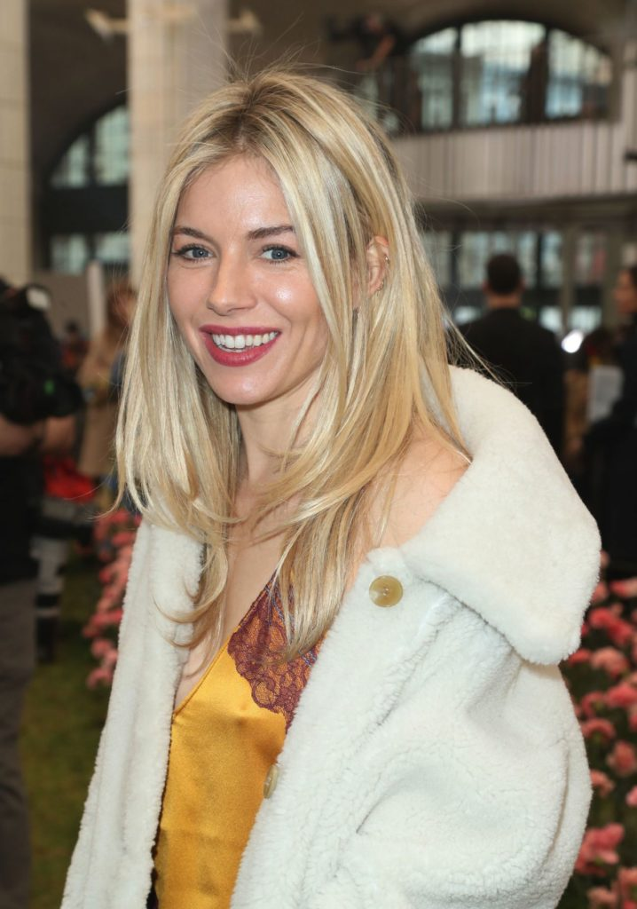Sienna Miller Makeup Photos