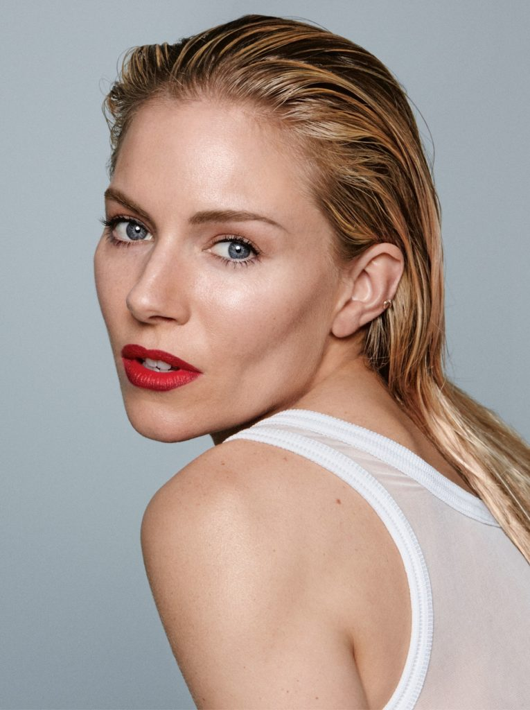 Sienna Miller Makeup Pics