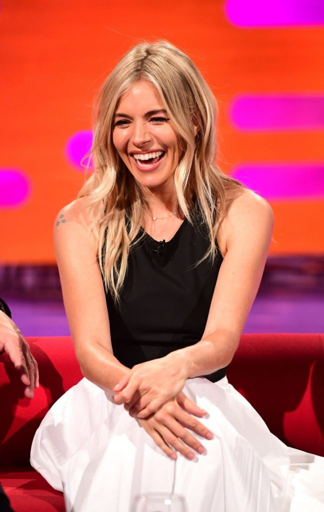Sienna Miller Muscles Pics