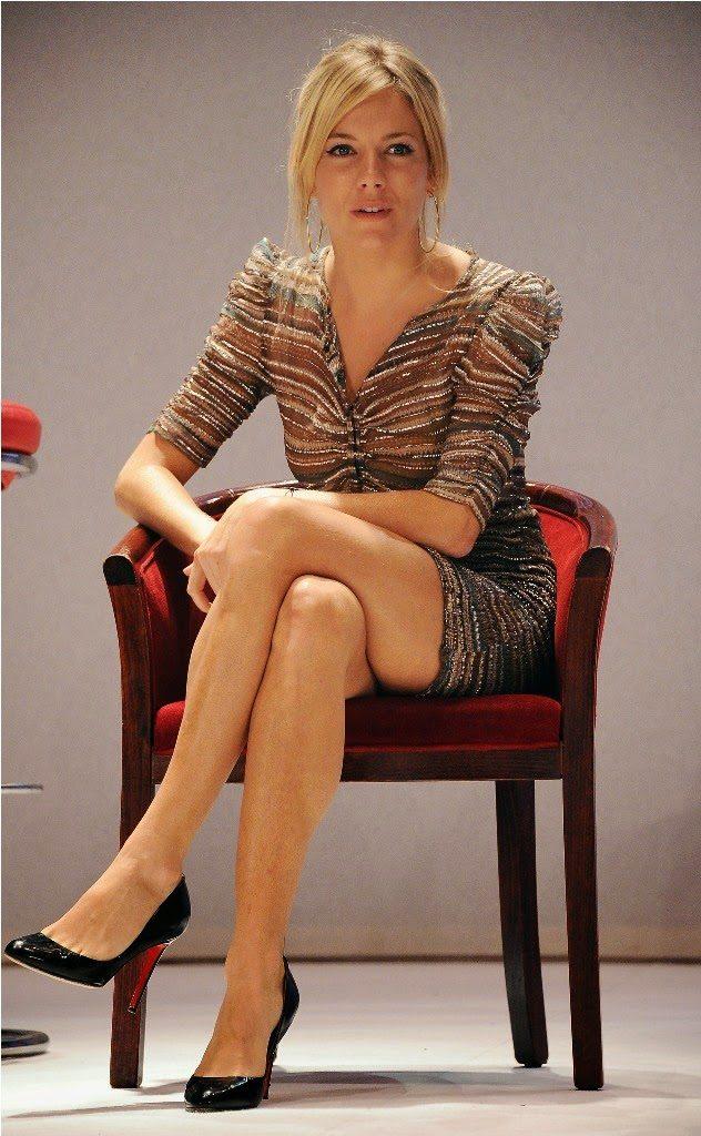 Sienna Miller Thighs Pics