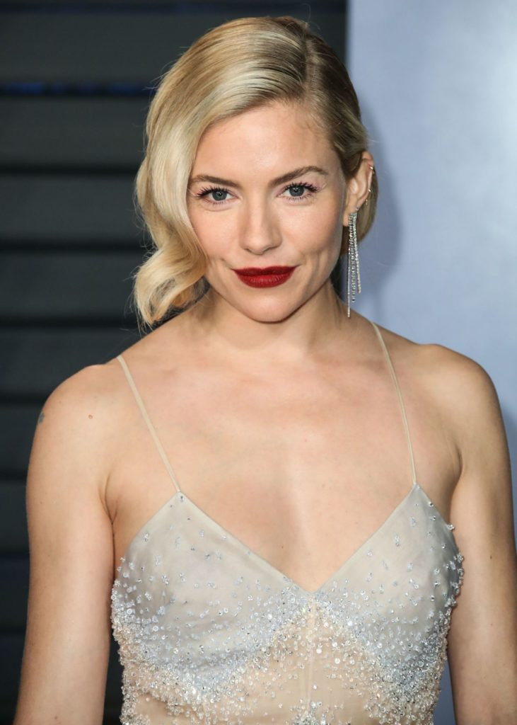 Sienna Miller Topless Pictures