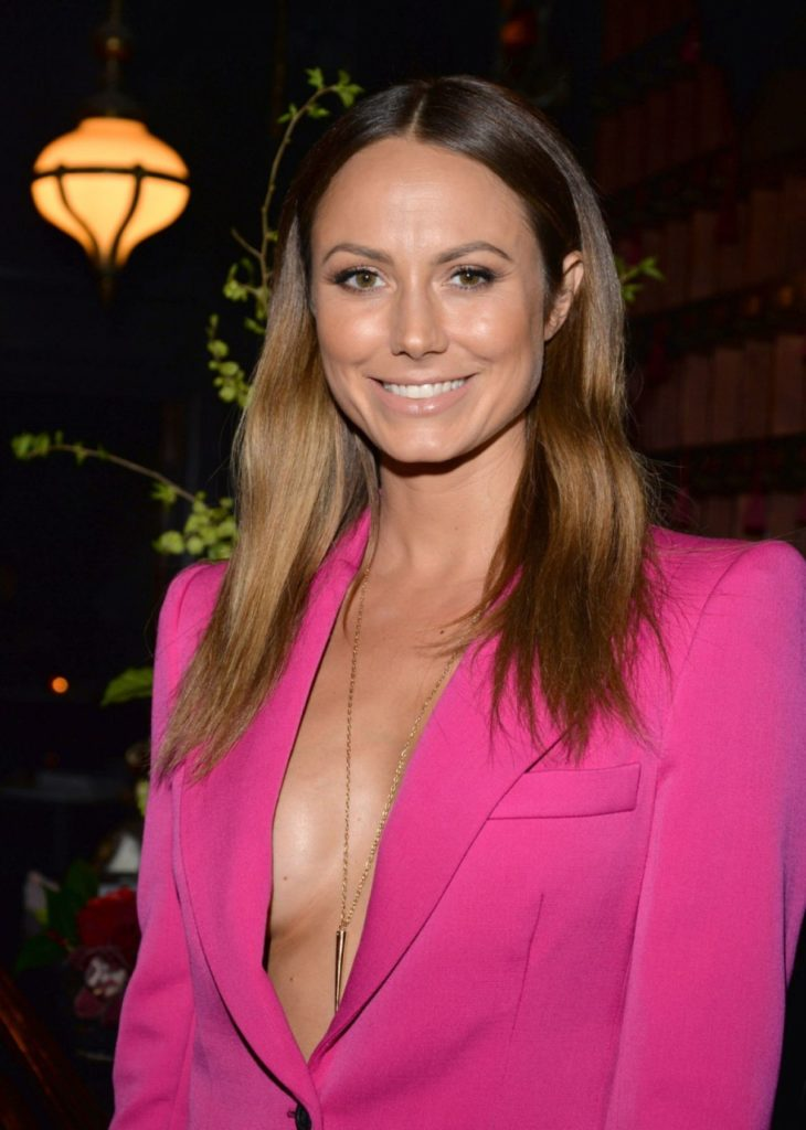 Stacy Keibler Without Bra Images