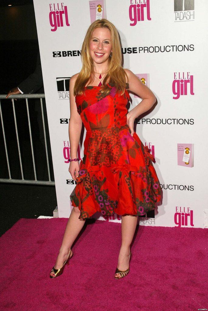 Tara Lipinski In Undergarment Photos