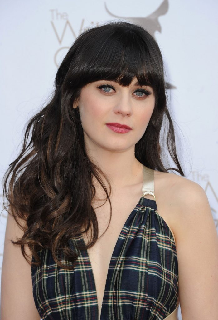 Zooey Deschanel At Event Images