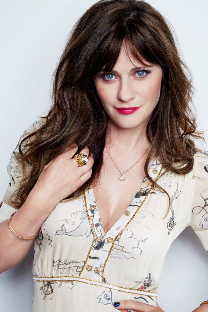 Zooey Deschanel Hot Pictures