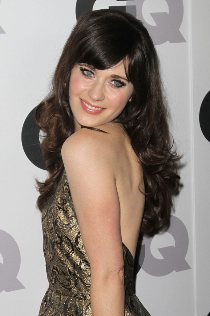 Zooey Deschanel Sexy Eyes Photos